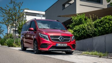 Photo of The new Mercedes-Benz V-Class in Qatar .. more attractive, more luxurious
