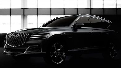 Photo of The New SUV GV80 by Genesis