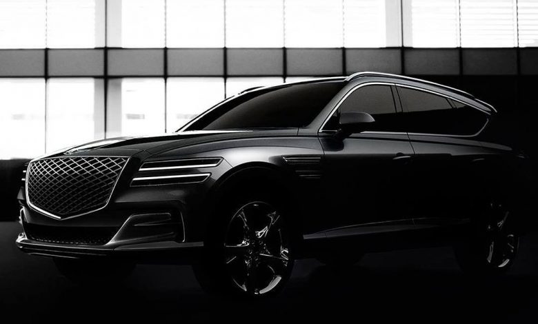 The New SUV GV80 by Genesis