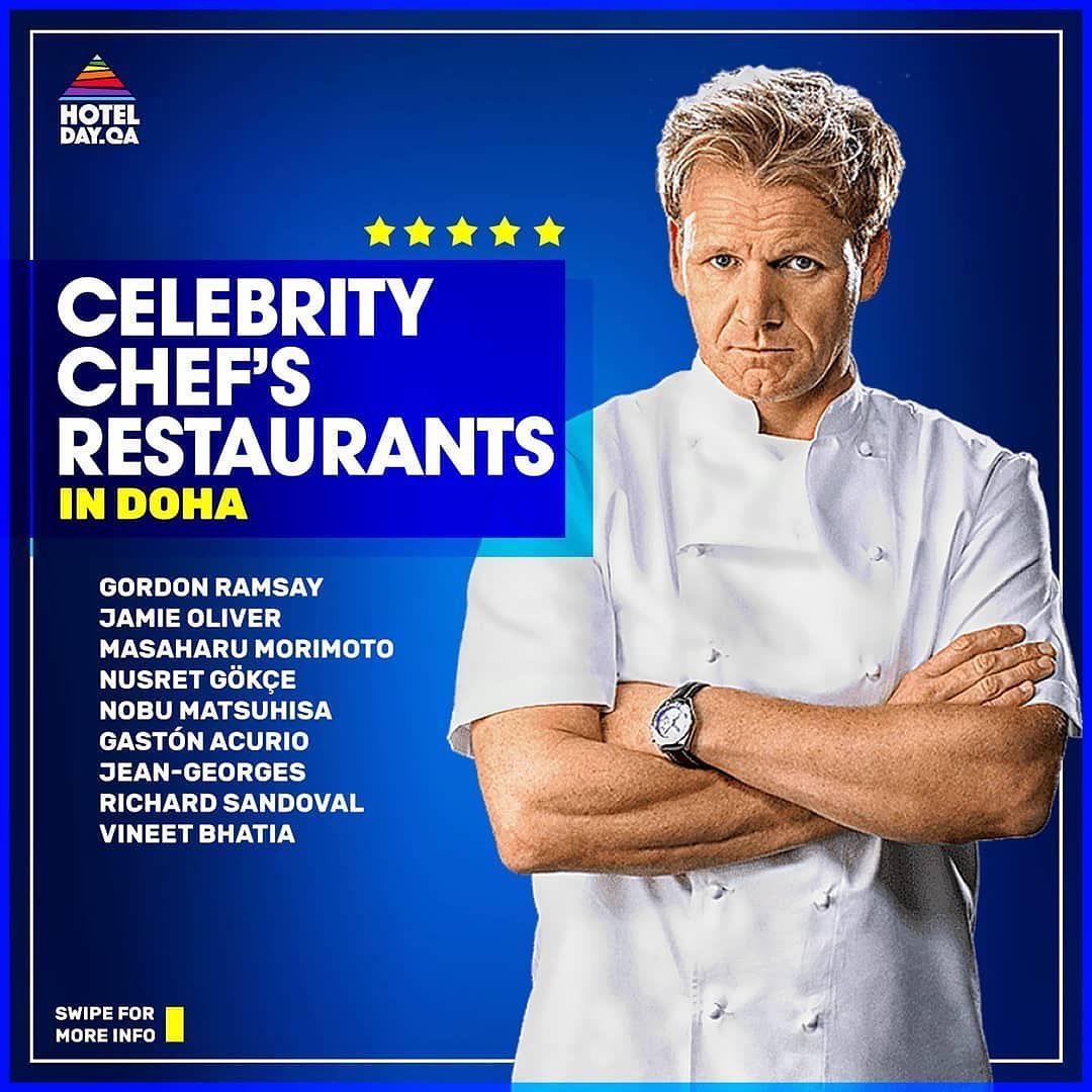 Celebrity Chef's Restaurant in Doha