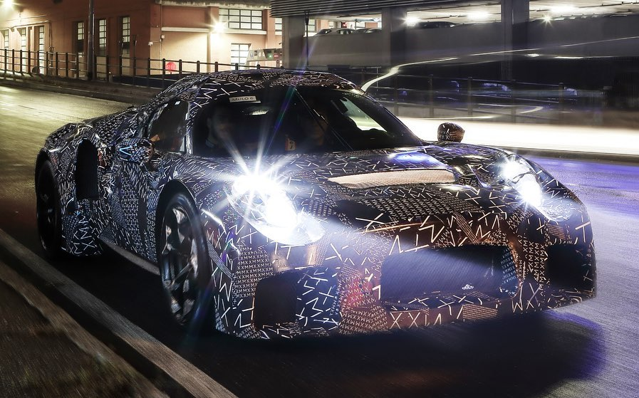 THE BEST NEW CARS COMING IN 2020