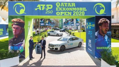 Photo of BMW QATAR is the official transport partner for ATP World Tour Tennis Tournament