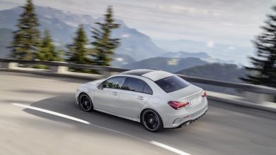 Photo of The new Mercedes-Benz A-Class Sedan.. Compact point of entry to the world of premium sedans