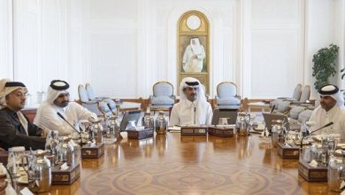 Photo of Amir chairs Supreme Council for Economic Affairs and Investment's first meeting of 2020
