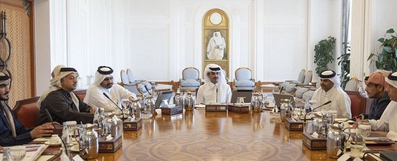 Amir chairs Supreme Council for Economic Affairs and Investment's first meeting of 2020