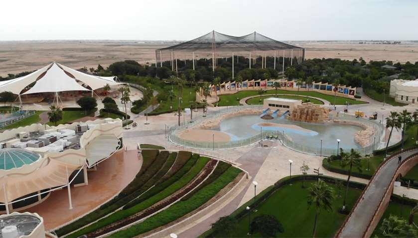 Revamped Al Khor Family Park reopens