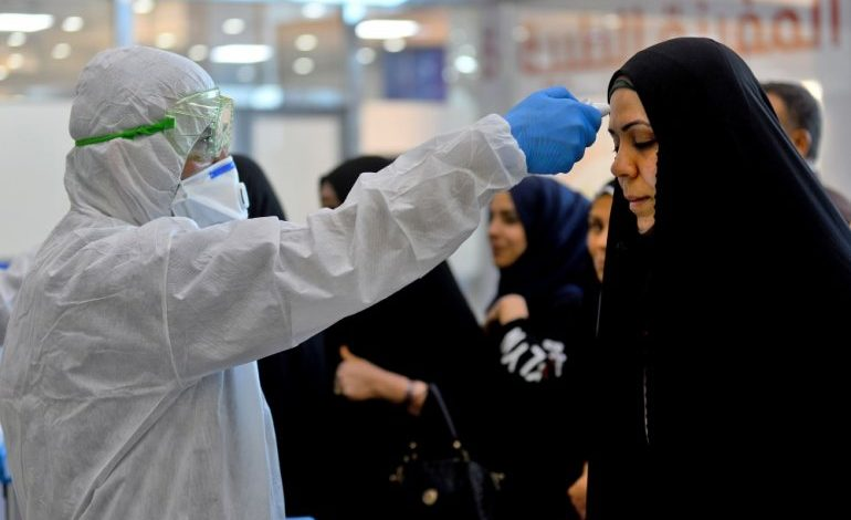 Iraq reports first coronavirus infection