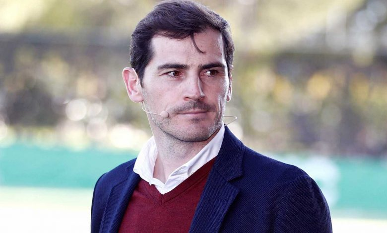 Iker Casillas Announces He Would Run For Spanish FA President