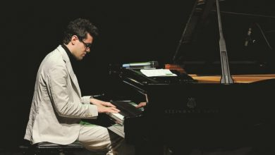 Photo of Young Italian composer wows Doha audience with original compositions