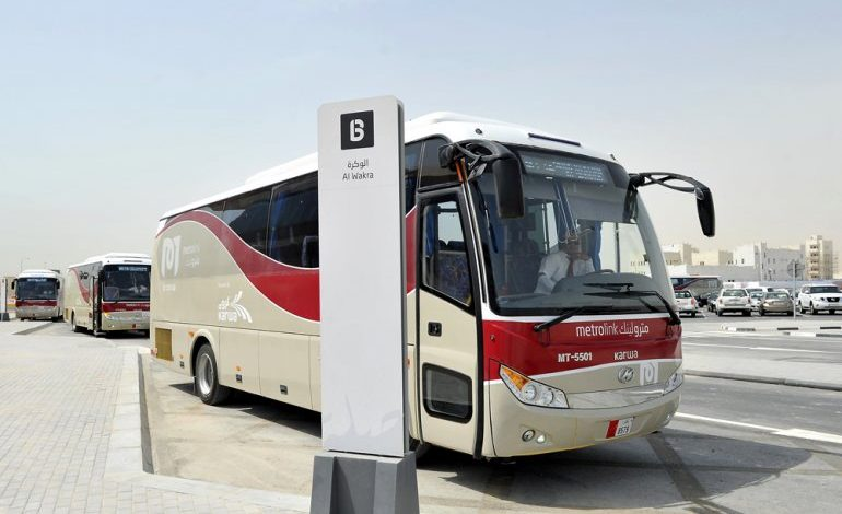 New Metrolink route added to Doha Metro network