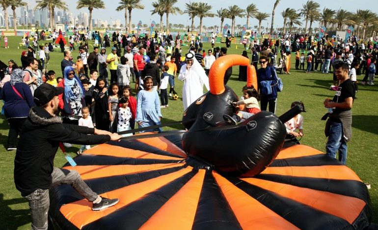 Qatar National Sport Day list of venues for companies and organisations