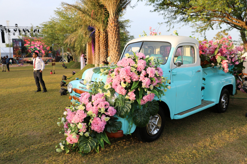 Al Wasmi Garden Festival ends after wowing visitors