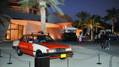 Photo of Story of Qatar told through cars exhibition at NMoQ