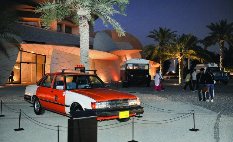Story of Qatar told through cars exhibition at NMoQ
