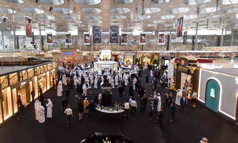 Doha Jewellery & Watches Exhibition .. Journey into wonder