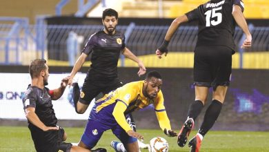 Photo of Ten-man Gharafa hold Qatar SC to a goalless draw