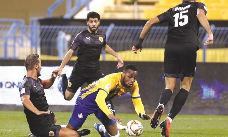Ten-man Gharafa hold Qatar SC to a goalless draw