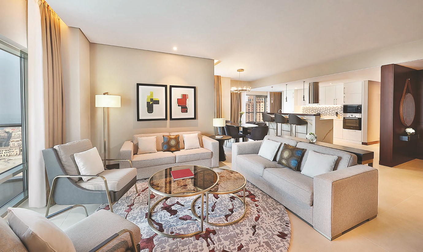 Hilton The Pearl set to 'redefine concept of high-end living'