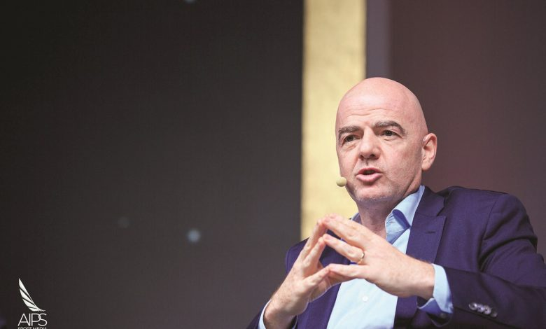 Qatar will be ready to host World Cup 2022 two years ahead of tournament: Infantino