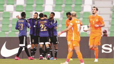 Photo of Al Rayyan, Al Sailiya in Amir Cup quarters