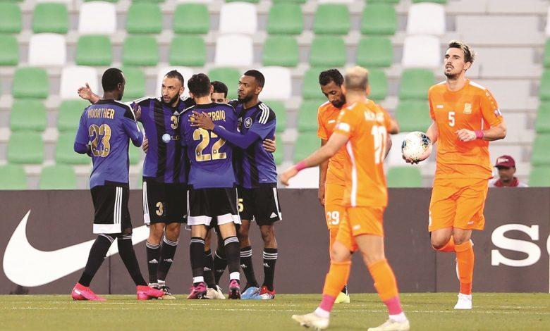 Al Rayyan, Al Sailiya in Amir Cup quarters