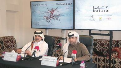 Photo of Katara announces events for National Sport Day '20