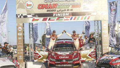 Photo of Al Attiyah wins Oman Rally for the sixth time in his career