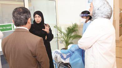 Photo of Health Minister briefed on preventive measures for novel coronavirus