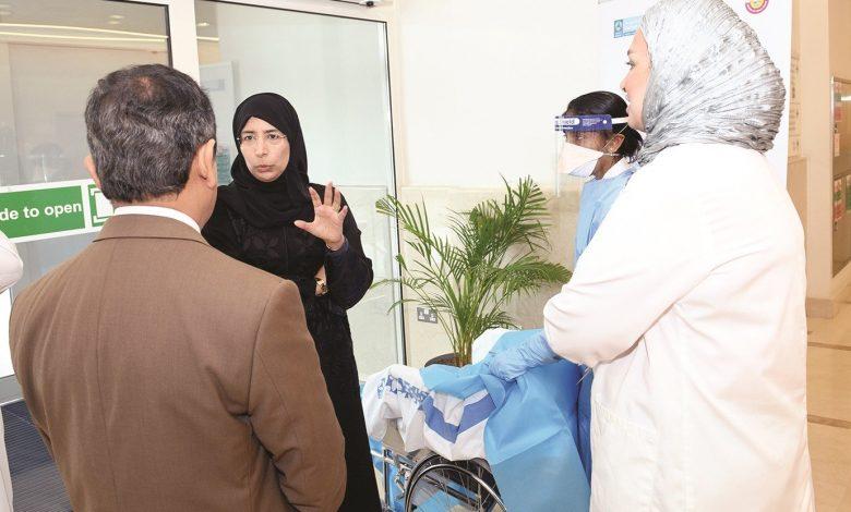 Health Minister briefed on preventive measures for novel coronavirus