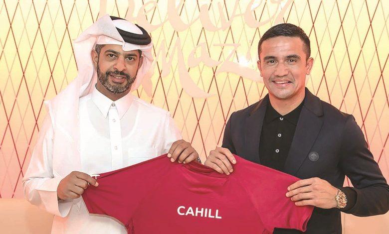 Aussie legend Cahill joins SC as 2022 ambassador
