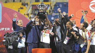 Photo of Zamalek claim CAF Super Cup with 3-1 win