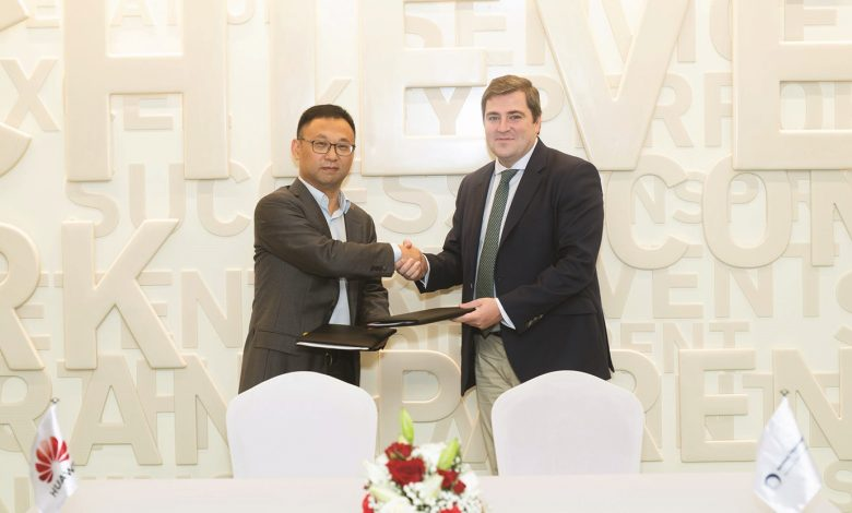 Mannai and Huawei sign MoU to explore intelligent computing and innovation