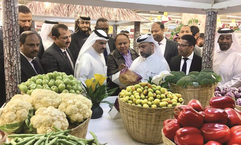 Plan for self-sufficiency of vegetables by 2023
