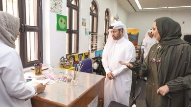Photo of Art Laboratory opened at Katara