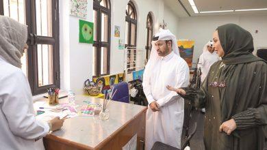 Photo of Art Laboratory opened at Katara