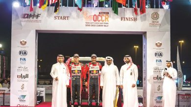 Photo of Qatar Cross-Country rally begins with Souq Waqif ceremonial start