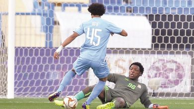 Photo of Duhail edge past Wakrah, Umm Salal hold Sadd