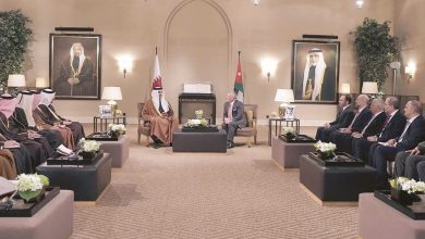 Photo of The Qatari-Jordanian summit confirms the support of Palestinian people