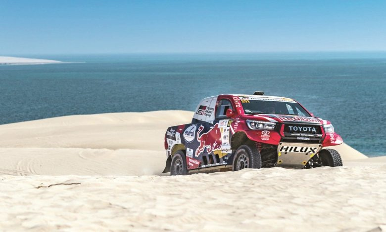 Al Attiyah delivers another MQCCR masterclass, eyes 7th home win