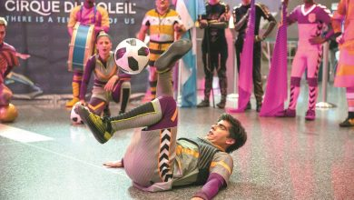 Photo of HIA passengers treated to surprise show of Messi 10