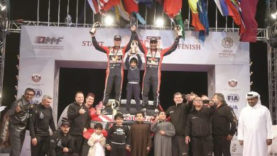 Photo of Al-Attiyah wins his seventh Qatar Cross-Country Rally