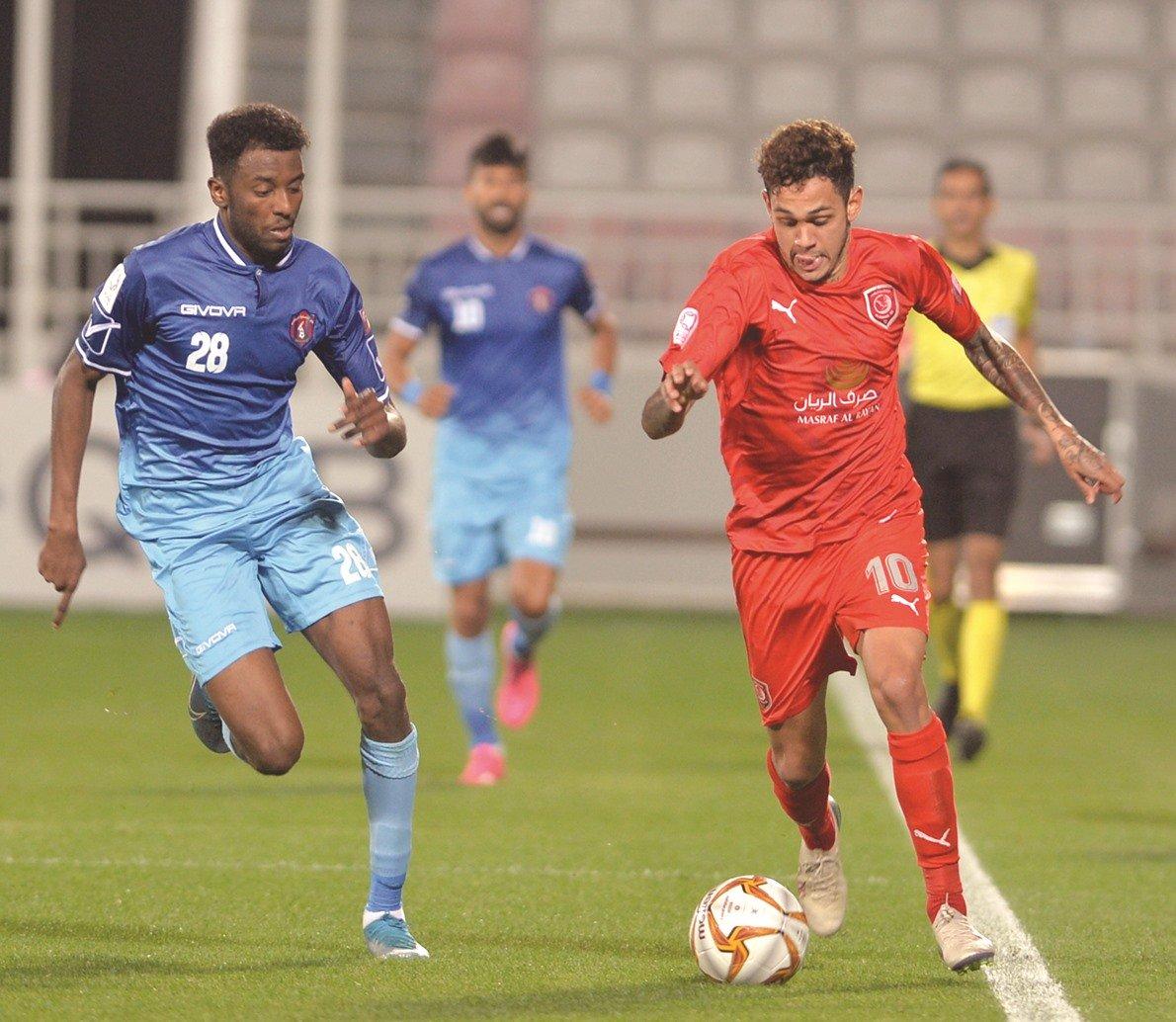 QNB Stars League: Al Duhail, Al Rayyan win and Al Sadd draws