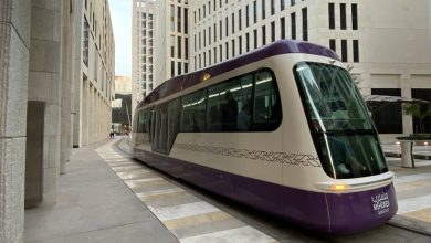 Photo of Msheireb tram service records 40,000 riders