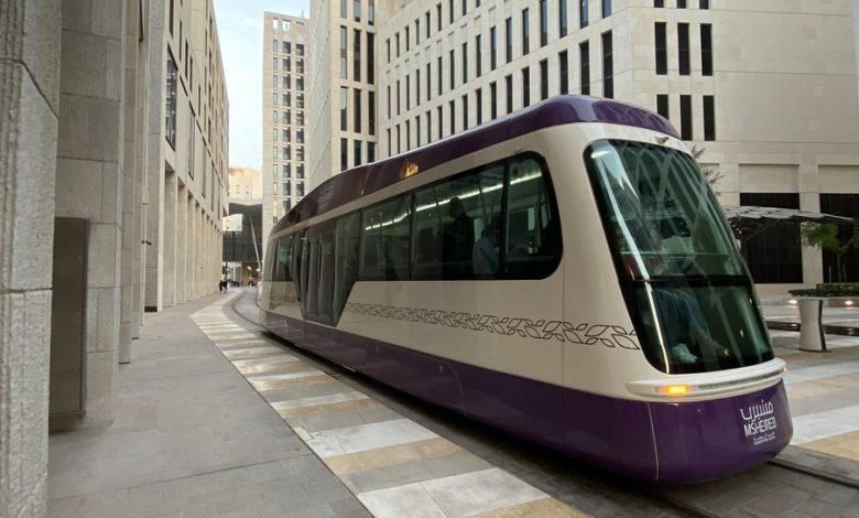 Msheireb tram service records 40,000 riders