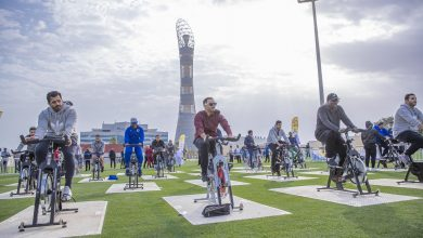 Photo of Crowds throng Aspire Park to celebrate Sport Day