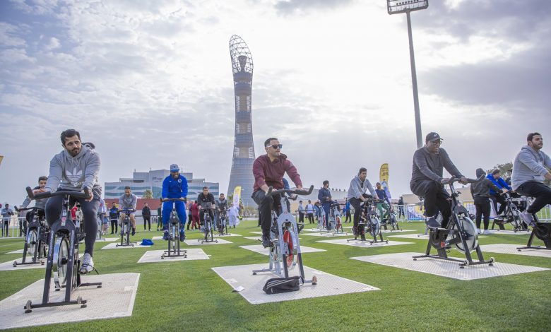 Crowds throng Aspire Park to celebrate Sport Day