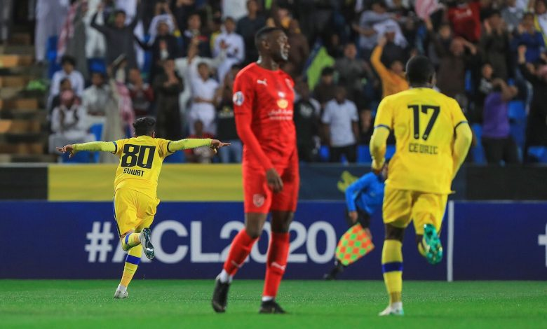 Al-Duhail loses in the second group stage match at AFC Champions League