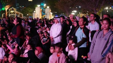 Photo of Katara's Al Wasmi Garden Festival attracts huge crowds