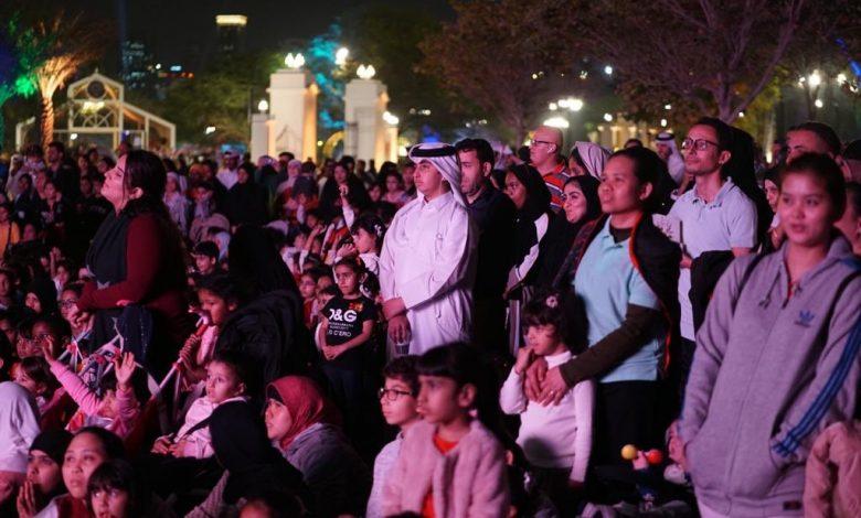 Katara's Al Wasmi Garden Festival attracts huge crowds