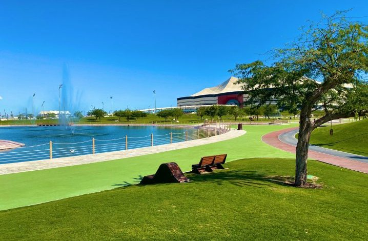 Al Bayt Stadium Park to open on Qatar Sport Day